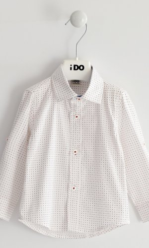 Camisa manga larga vestir