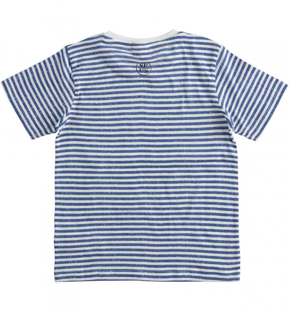 Camiseta m/c a rayas #3