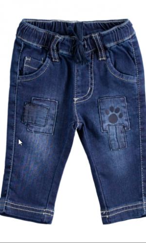 Pantalon jeans bebées