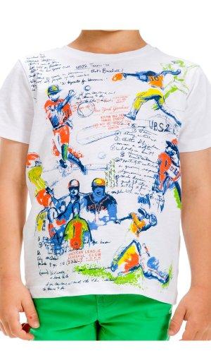 Camiseta m/c  béisbol