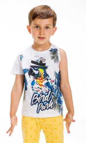 Camiseta tirantes Bird park
