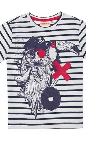 Camiseta Pirata del mar