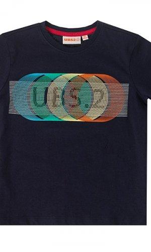 Camiseta 3D UBS2 multicolor