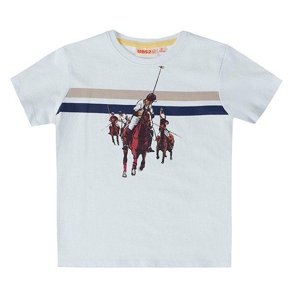 Camiseta estampada caballo #1