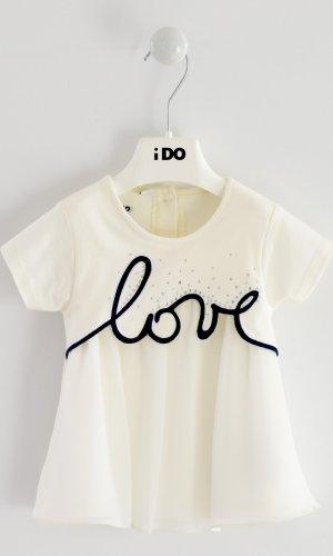 """Blusa doble capa """"love"""""""