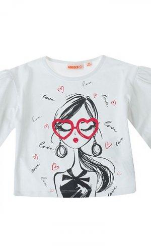 """Camiseta  """"love"""""""